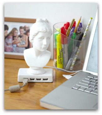 home office accessories USB hub