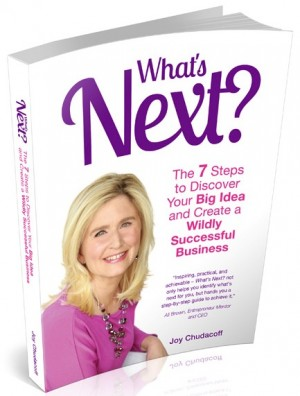 whats-next-book-joy-chudacoff
