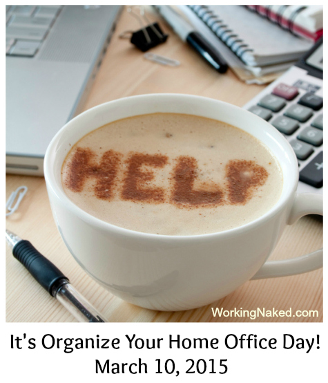 6 Tips For Organize Your Home Office Day