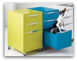 Bare Essentials File These Under Accessories - Cool filing cabinet