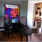 All Dressed Up: A Small, Yet Spacious Home Office