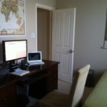 Home Office By Day And Guest Room By Night