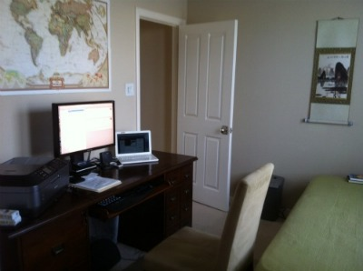 home office and guest room. home office guest room and