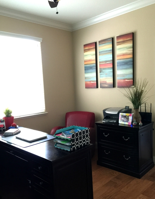 home office design and layout