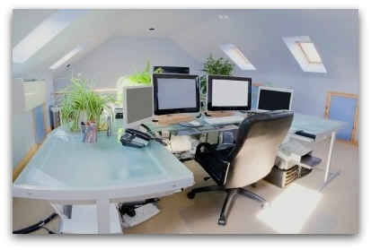 What does your home office desk say about you?
