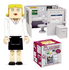 Home office gift idea little cubicle