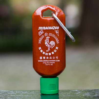 Sriracha 2 go home office gift idea